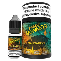 Mangabeys (3X10Ml) By Twelve Monkeys