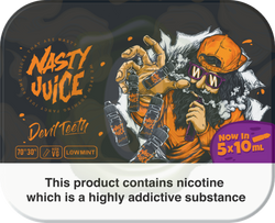 Devil Teeth By Nasty Juice