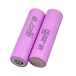 Samsung Inr 18650-30Q 3000Mah 15A Battery Flat Top