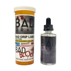 Bad Drip Labs - Blood E-Liquid 60Ml/120Ml