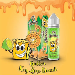 Mr Butter - Key Lime Donut 60Ml E-Liquid