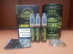 Front Line Eliquid Lemon Bomb
