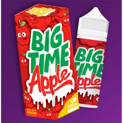 Big Time Juice Apple