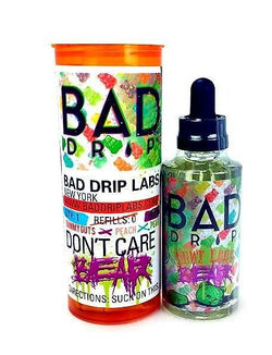 Bad Drip Labs - Dont Care Bear E-Liquid 60Ml/120Ml