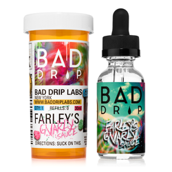 Bad Drip Labs - Farleys Gnarley E-Liquid 60Ml/120Ml