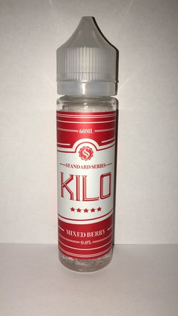 Kilo Standard Series Mixed Berry 50Ml