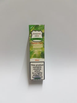 Spearmint Amazonia Eliquid 10mls Pv/vg 50/50