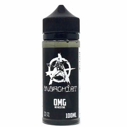 Anarchist E-Liquid - Black - 100Ml