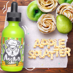 MoMo Bakery Eliquid 50ml - Apple Splatter