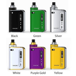 Smok OSUB One Kit with built-in 2200mAh battery