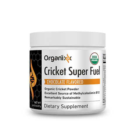 Cricket Super Fuel Chocolate