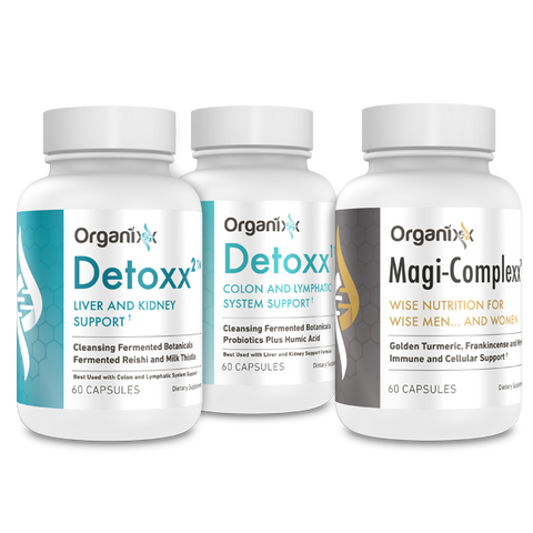 Power Detox 3 Packages