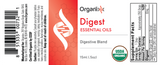 Digest Essential Oil Blend