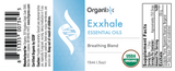 Exxhale Essential Oil Blend - 15ml