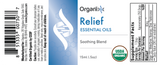 Relief Essential Oil Blend - 15ml