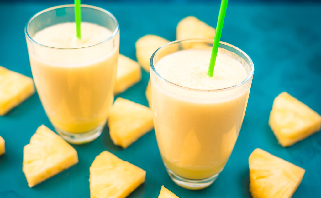 Pineapple Milkshake_Tropical Sun