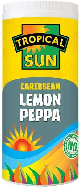 Caribbean Lemon Pepper