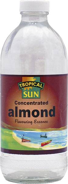 Tropical Sun Almond Essence Bottle 480ml