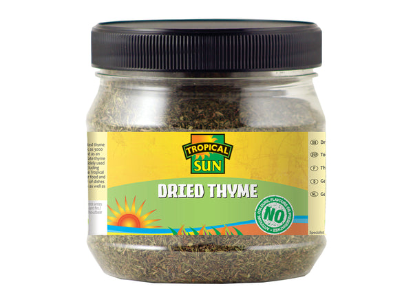 Tropical Sun Dried Thyme Tub 250g