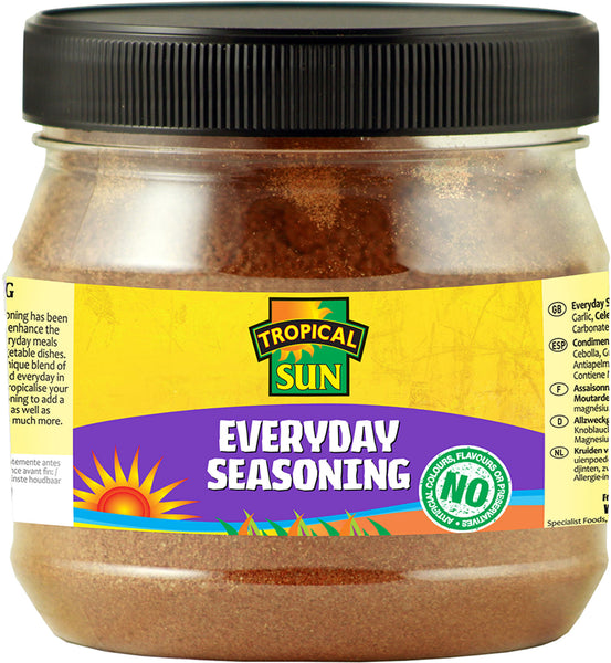 Tropical Sun Everyday Seasoning Tub 700g