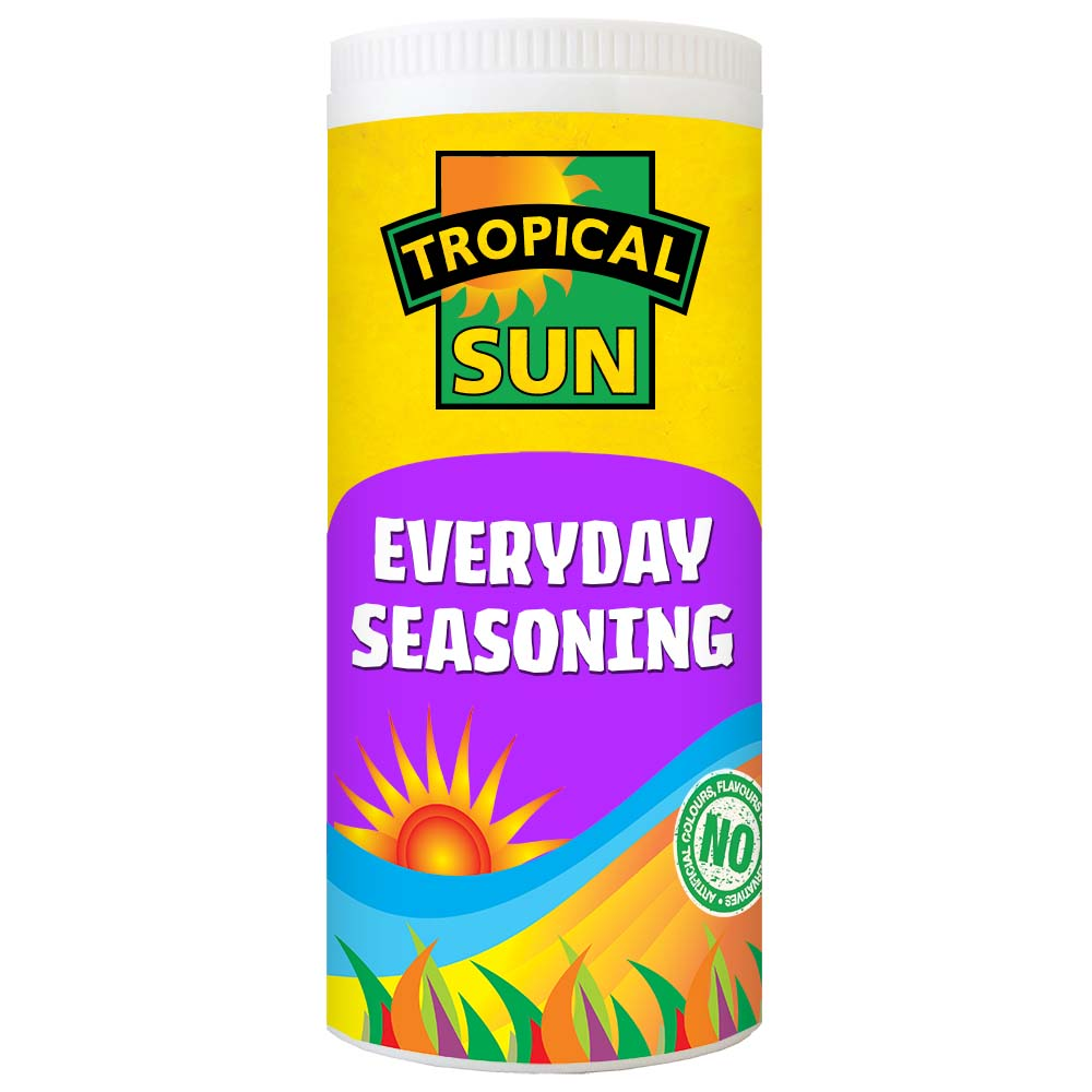 Everyday Seasoning