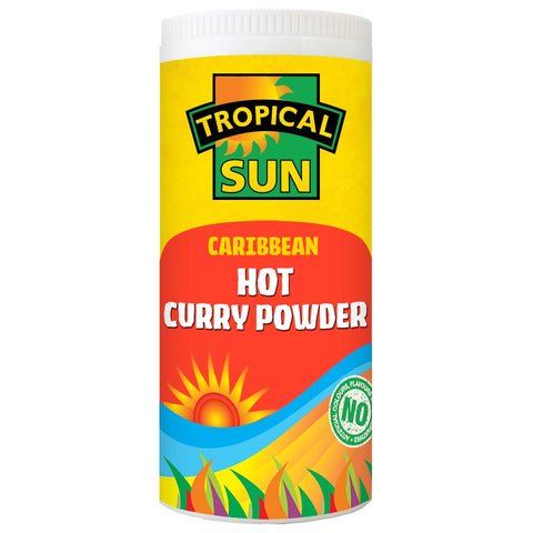 Caribbean Curry Powder - Hot