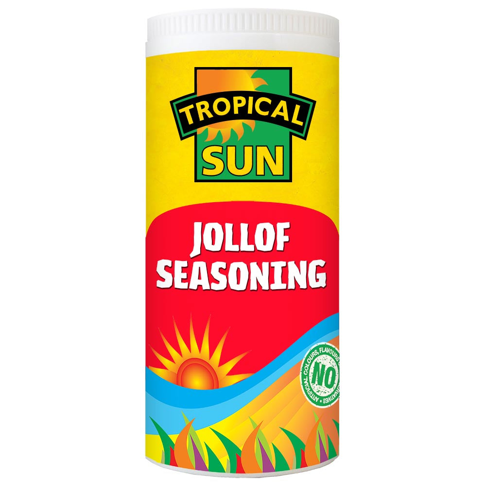 Jollof Seasoning