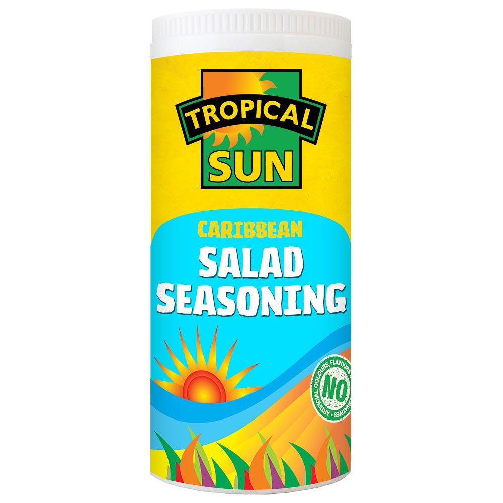 Caribbean Salad Seasoning