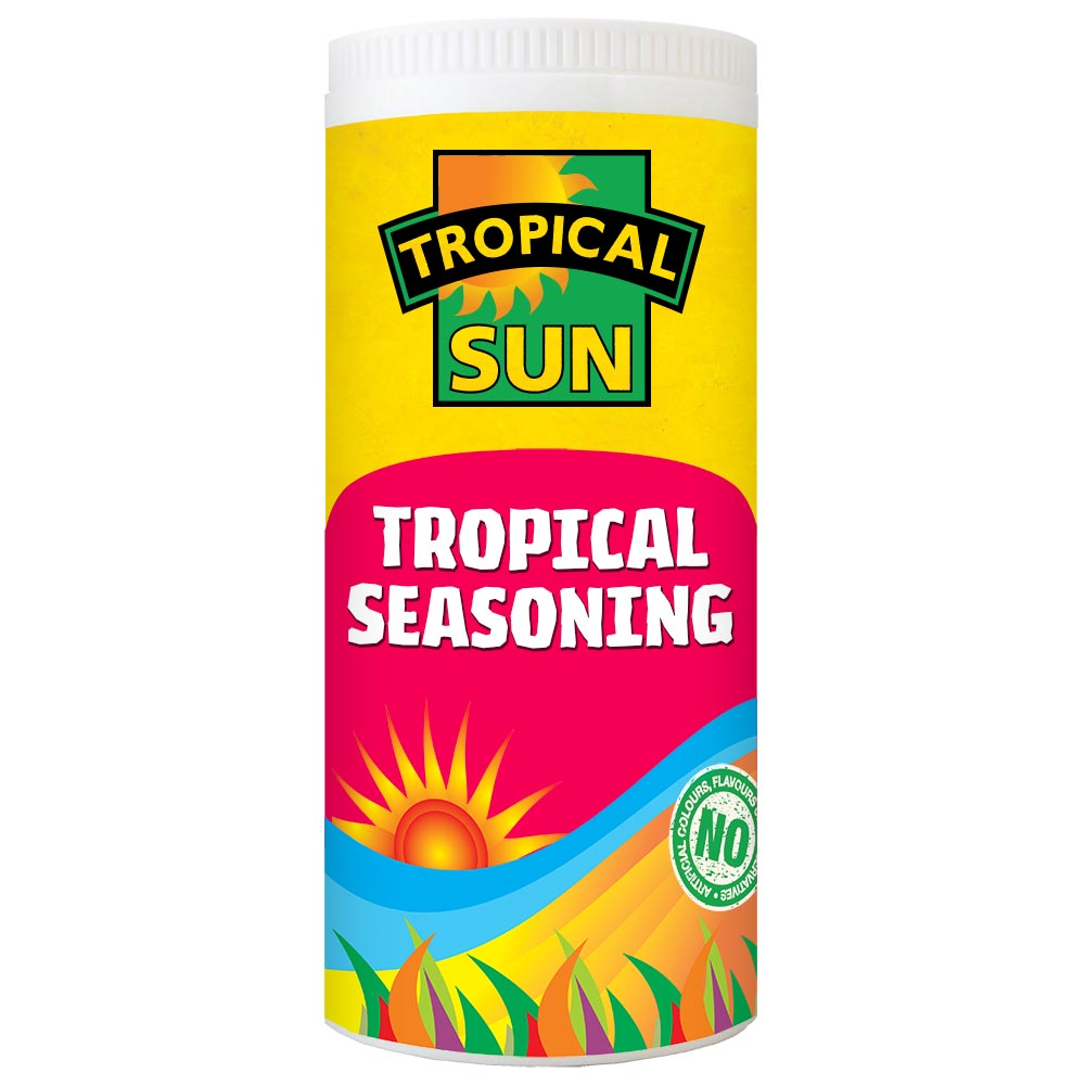 Tropical Seasoning