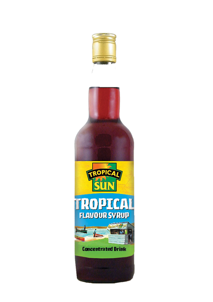 Tropical Syrup