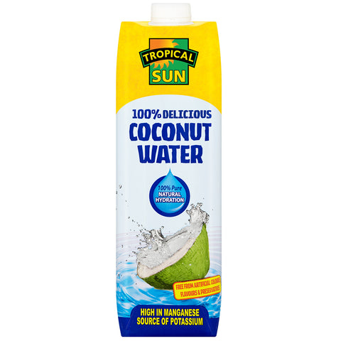 Coconut Water 100% Delicious - Carton