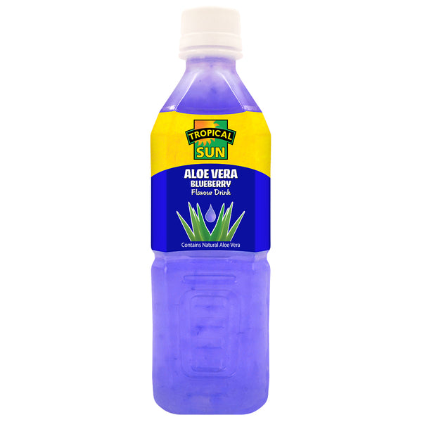 Aloe Vera Blueberry Drink