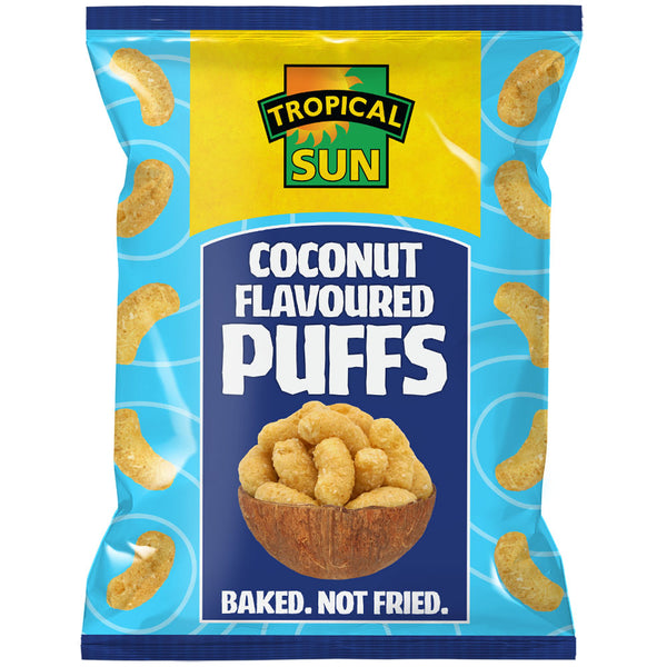 Coconut Puffs