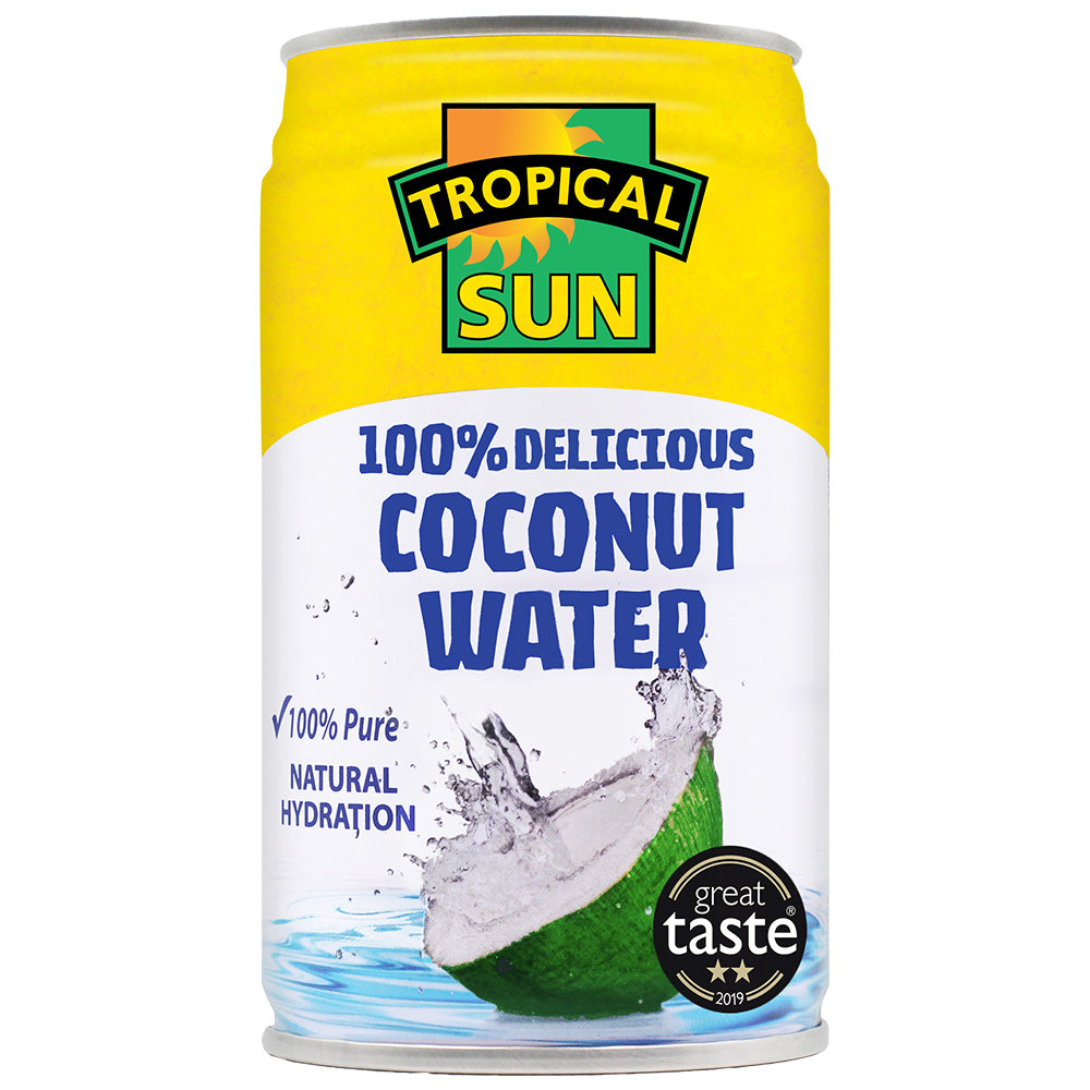 Coconut Water 100% Delicious - Can