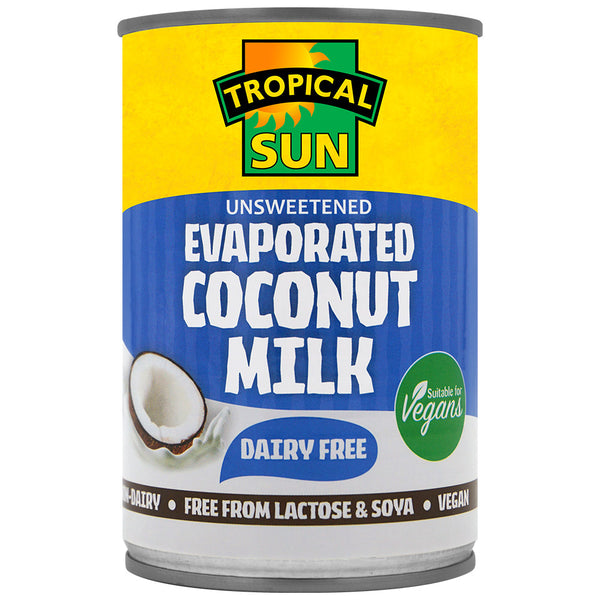 Evaporated Coconut Milk (Dairy-Free)