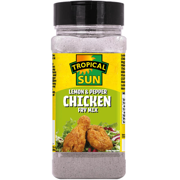 Lemon & Pepper Chicken Fry Mix