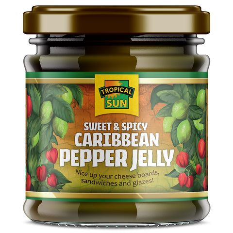 Caribbean Pepper Jelly