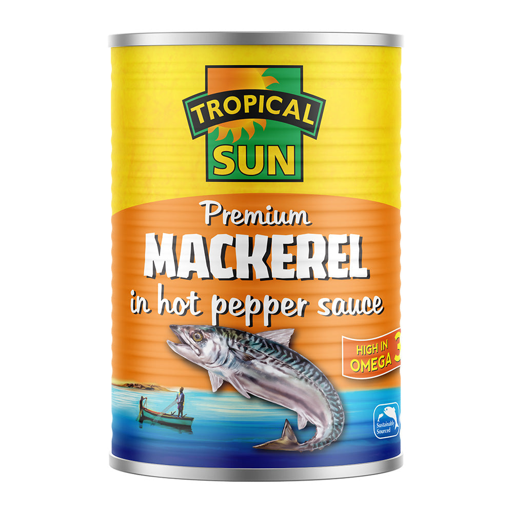 Mackerel in Hot Pepper Sauce