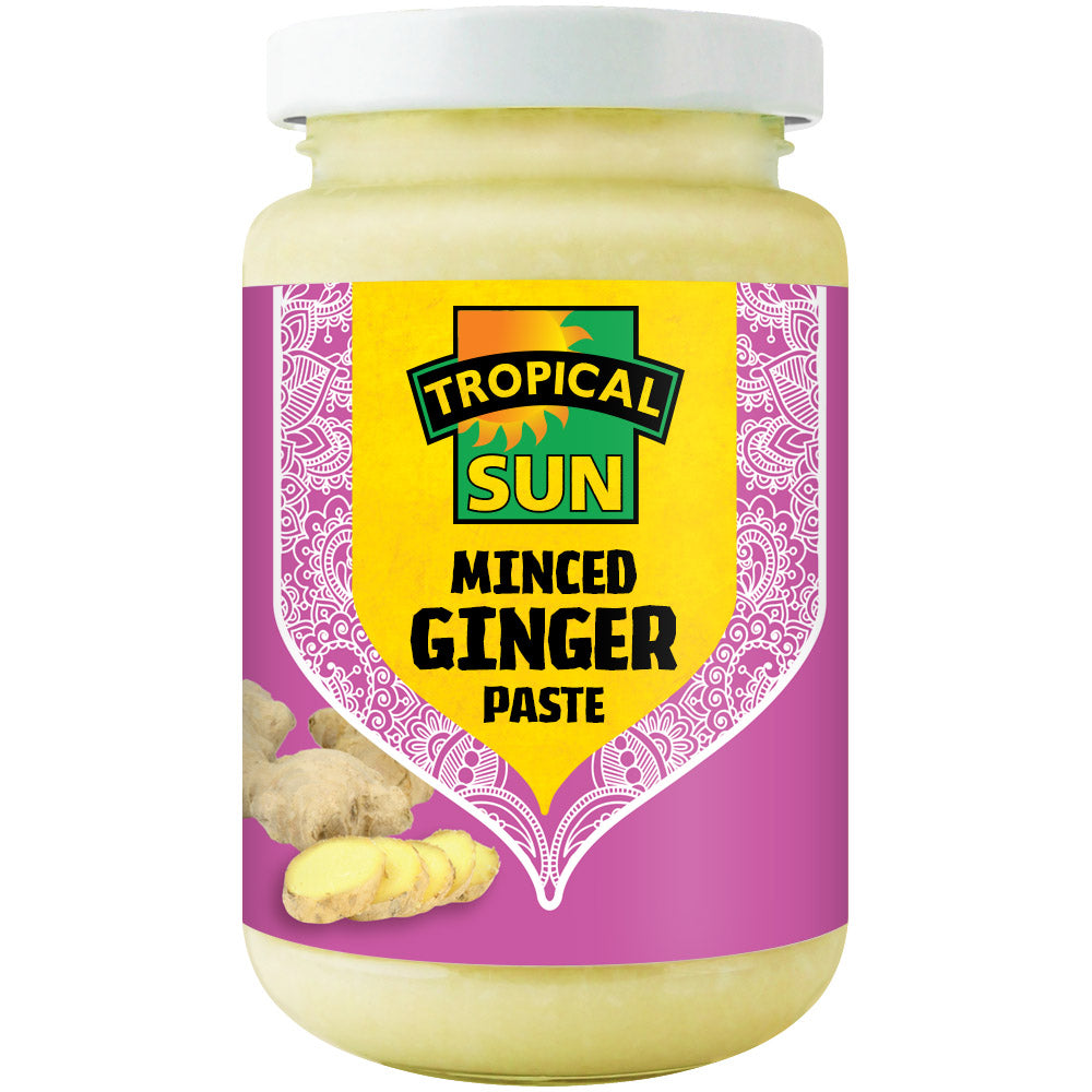 Minced Ginger Paste