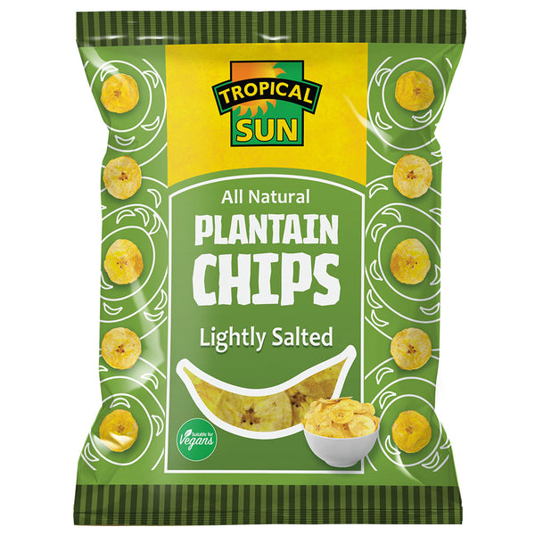 Plantain Chips - Lightly Salted