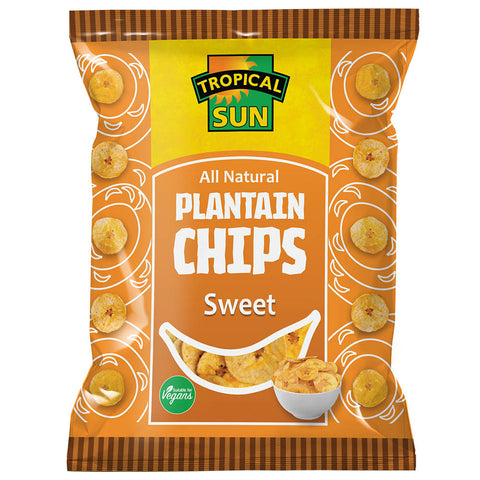 Plantain Chips - Sweet
