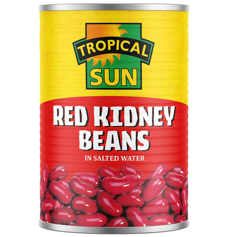 Red Kidney Beans - Tinned
