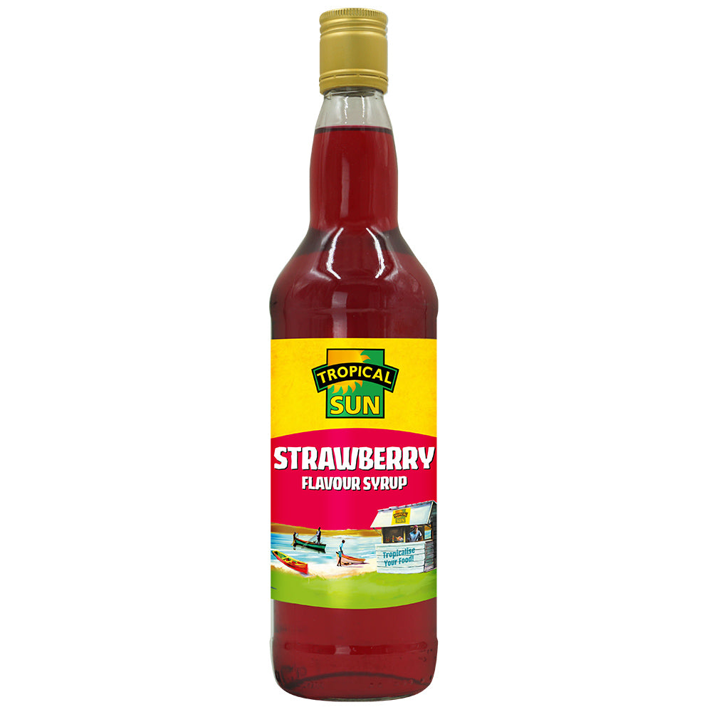 Strawberry Syrup