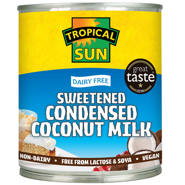 Sweetened Condensed Coconut Milk (Non-Dairy)