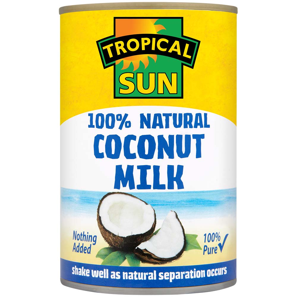 Coconut Milk - 100% Natural