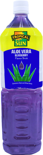 Tropical Sun Aloe Vera Blueberry Drink Bottle 1.5ltr