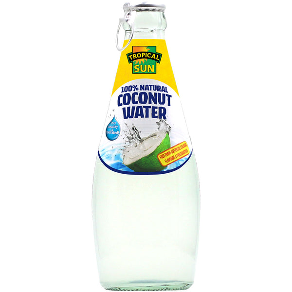 Coconut Water 100% Natural - Glass Bottle
