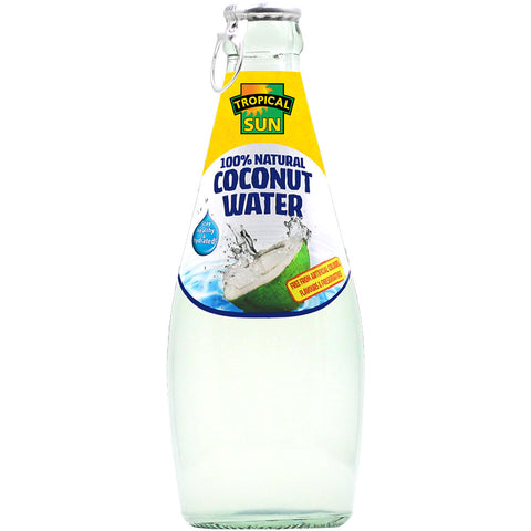 Coconut Water 100% Delicious - Glass Bottle