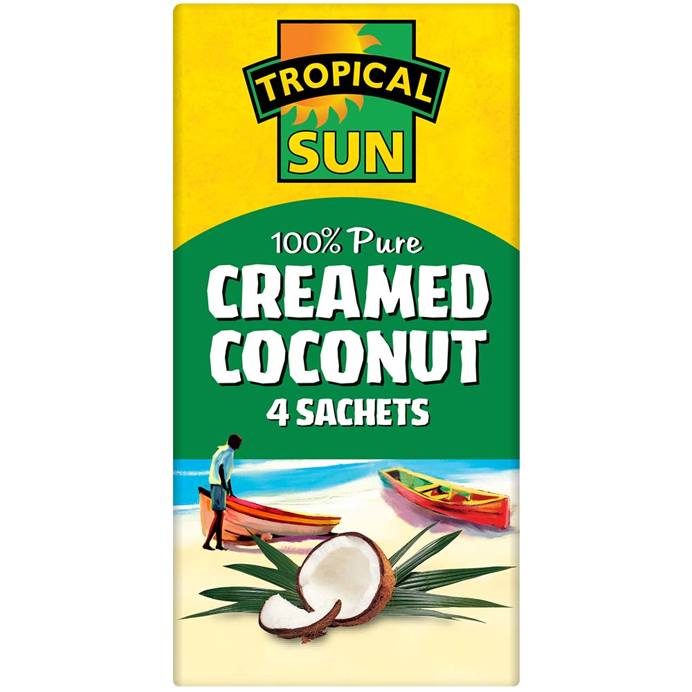 Creamed Coconut