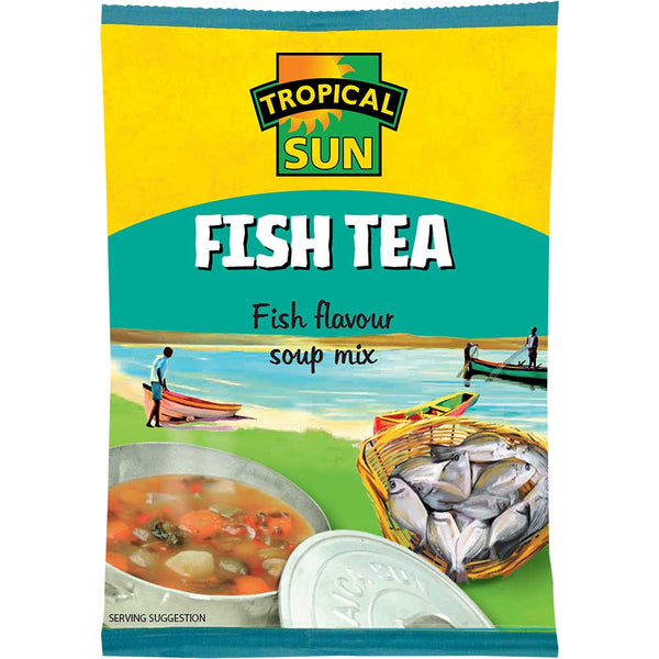 Fish Tea Soup